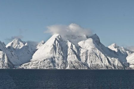 Lyngenalpen Panorama