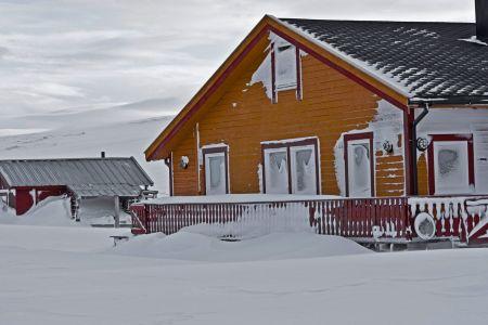 Hochebene Finnmark