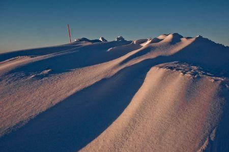 winterliches Licht bei tiefstehendem Sonnenstand